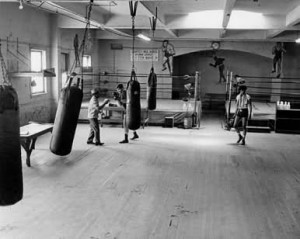 Strictly Boxing Lessons in Hollywood